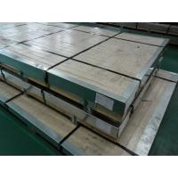 China Decorative 316L Stainless Steel Sheet / Plate 30mm - 2000mm Width wholesale