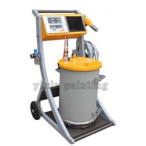 Low Noise Powder Coating Spray Machine 40 W Input Power Digital Display