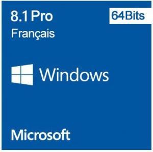Quality 100% Original Microsoft Windows 8.1 Pro OEM Key 64 Bit With International PC for sale