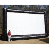 China outdoor inflatable movie screen MS-024 on sale