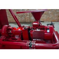 Quality Aipu solids APSLH mixing hopper pump for sale used in drilling fluids system for sale