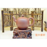 China Purple Clay Yixing Zisha Teapot Home Use Eco - Friendly 180ml SGS Certification wholesale