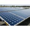 China High Conversion Poly Crystalline Solar Panel 300 Wp Long Life Span wholesale
