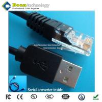 China usb rs232 to rj45 cable for WBo2 2J2/9/P Wideband controller  RS232 cable wholesale