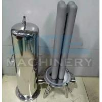 Quality Top Quality Factory Price Stainless Steel Water Filter Housing Small Water for sale