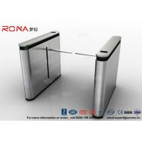 China Fingerprint Drop Arm Turnstile Road Access Control Electronic Barrier Gates With CE approved wholesale