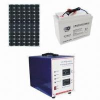 China 2000W Solar Energy Off-grid Home System with 150Ah 12V Colloid Storage Battery wholesale