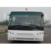 Quality Airport shuttle bus with 110 passengers 14 seats Cummins engine for sale