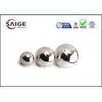 China Solid Miniature 2mm Chrome Steel Balls For Automotive Bearings DIN5401 wholesale