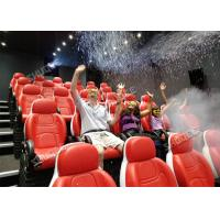 China Trustworthy 5D Motion Cinema System With Special Effects / 5D Movie Theater wholesale