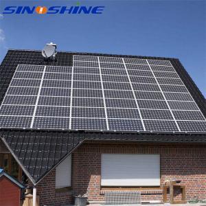 China 1kw 5kw 25kw 150kw 10000 watt solar panel system price in india wholesale