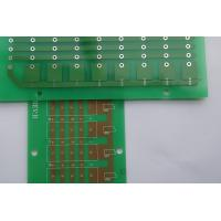 China Customized Green CopperCircuit Board Single Sided PCB Board Making wholesale