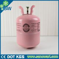 China 99.9% purity R410a Air condition gas at reasonable price wholesale