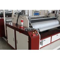 China High Speed Cling / Stretch Film Extruder Machine 600 - 1000mm Width with Entire Frequency Conversion Control SLW-1000 wholesale