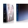 China Professional Unique Blue 6 x 8 Magazine Style Photo Album For Wedding Anniversary wholesale