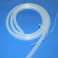 Quality FDA Approved Clear Silicone Pipe , High Temperature Food Grade Tubing Harmless for sale