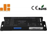 China Max 240W Power LED Dimmer Controller DC12-24V With RJ45 And Push Terminals on sale
