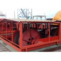 China jm model slow speed construction material lifting electric winch 6 ton wholesale