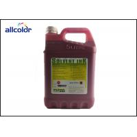China Ink Cartridge Refill For Spectra Polaris 512 35pl 15pl Head Lj 320p Flora Solvent Ink wholesale