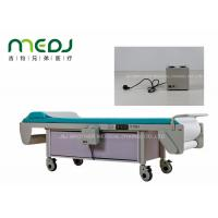 China Electric Treatment Ultrasound Examination Table With Coupling Heater wholesale