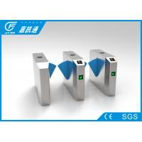 China Blue Wings Flap Gate Barrier Led Indicator Light 3000000 Cycles For Subway Station wholesale