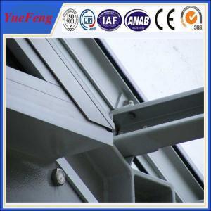 China supply profil aluminum extrusion, aluminium construction supplier, OEM aluminum profiles wholesale