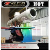 China 600Kg Boiler Pipe Welding Positioner Equipment 0.5rpm For Engineering Machinery wholesale