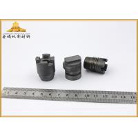 China Corrosion Resistance Tungsten Carbide Fuel Injector Nozzle With High Bending Strength wholesale