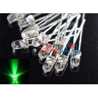 Buy cheap High Bright Output Green LED Diode , Infrared Light Emitting Diode For Outdoor from wholesalers
