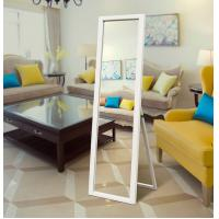 China Framed Square Wall Decor Mirror in multicolour for living room,dressing mirror wholesale