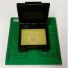 China 0.8mm FBGA256 programming socket UP818 UP828 FBGA256 adapter wholesale