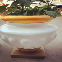 Quality 2015 hot sale waterproof cheapest flower pot W0042 for sale