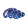 China 1 X 18 / 1x30 Diamond Abrasive Belts  For Metal polishing  100% Polyester Cloth wholesale