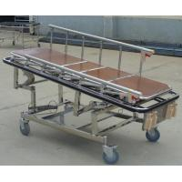 China Manual Patient Tretcher Trolley Suitable For X-Ray With 3 Or 5functions wholesale