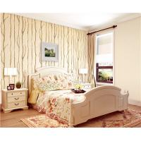 China 0.7m width high quality fireproof,waterproof and mould proof PVC vinyl wallpaper wholesale