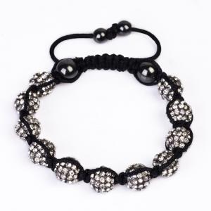 China Crystal Bangle Bracelets CJ-B-148 wholesale