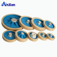 Buy cheap AnXon CCG81 PE200 disk type High power RF plate ceramic capacitor from wholesalers