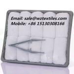 China 13g Cotton towel airline towel hot towels wholesale