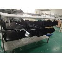 Buy cheap Durable Black White Abs Plastic Vacuum Forming Products For Machine Shell from wholesalers