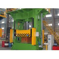 China 68T Heavy Duty Hydraulic Press Machine Touch Screen Clamping Force 4500-12500KN wholesale