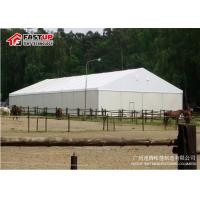 China Amazing Marquee Event Tent , Wedding Party Tent With Lining Curtains Decoration wholesale
