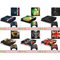 China Playstation 4 Console Controller Skin Sticker 900 Moldes for PS4 Skin Sticker Factory Supp wholesale