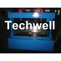 China Color Steel Standing Seam Roof Roll Forming Machine For Standing Seam Roof Panels wholesale