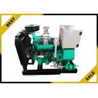 China 40 Kw Aspiration Propane Powered Generator Strong Power , Power Electric Generators Low Displacement wholesale