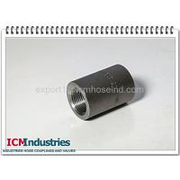 China 3000 lbs carbon steel pipe fittings coupling wholesale