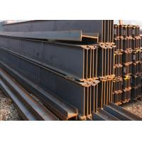 China ISO9001 I Beam Steel Hot Rolled Technical 11.8 / Customized Length wholesale