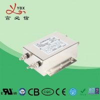 China High Performance Low Pass EMI Filter 10A 120V 250VAC CE Certification wholesale