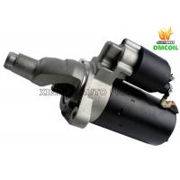 China Audi A4 Starter Motor / VW Passat Starter Motor With Fast Start Ability wholesale