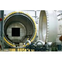 Quality impregnation chemical composite industrial autoclave for wood industry with CE certificate or GB ISO 9001 certificate for sale