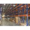 China Australia AS4804 Standard Pallet Storage Racks Warehouse Storage Shelves wholesale